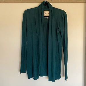 Cardigan with pockets Size L